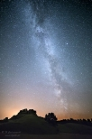 Milky way  Cisowa