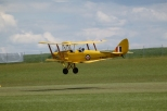 The Havilland DH 82 Tiger Moth