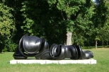 Orońsko. Tony Cragg - Early Forms, 2001